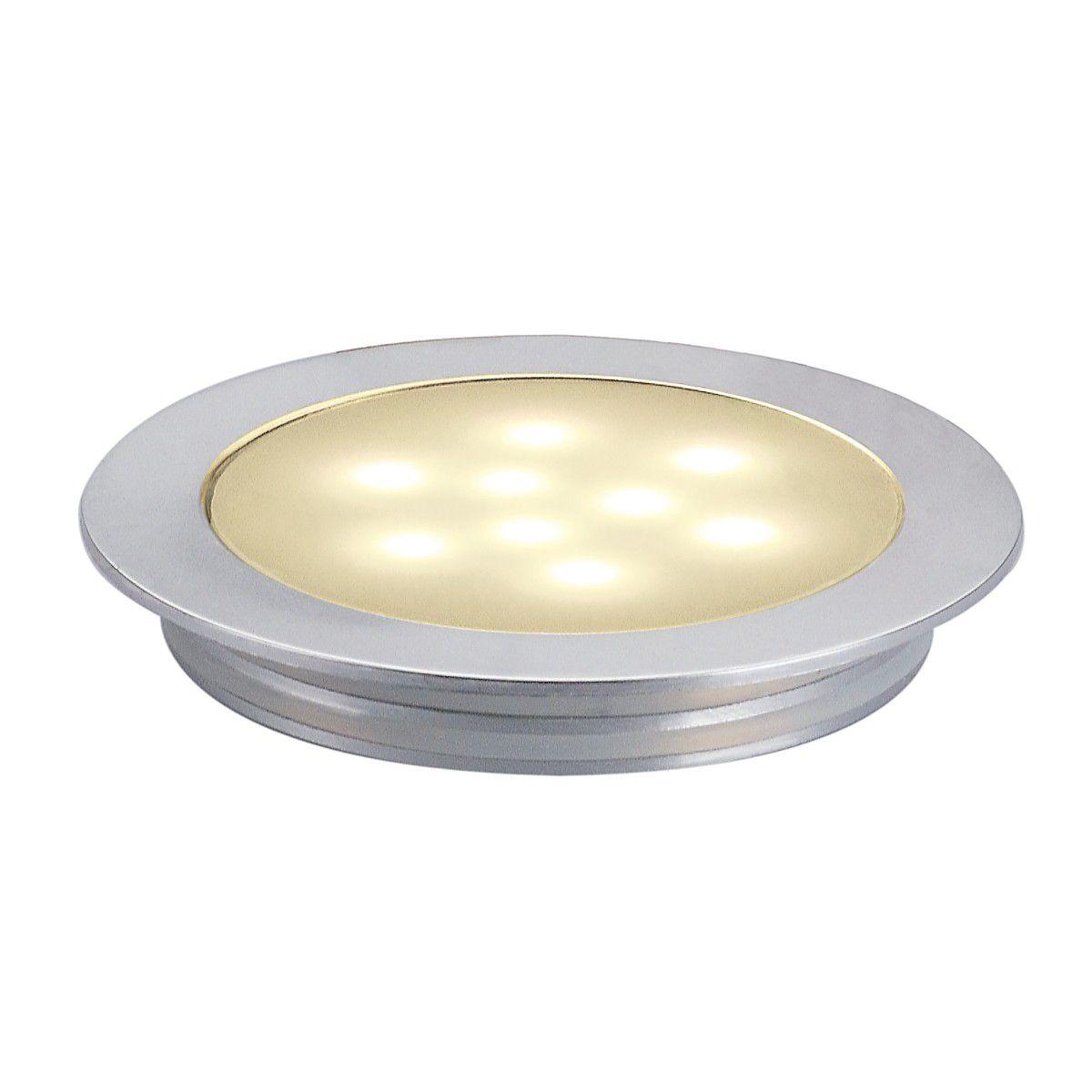 oczka podłogowe oświetlenie w panelach