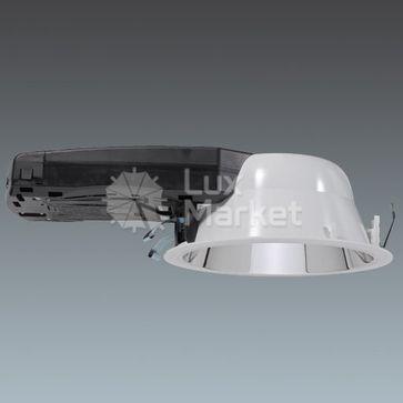 Downlight CETUS 2x26W TC-DEL HF L840 ze świetlówkami