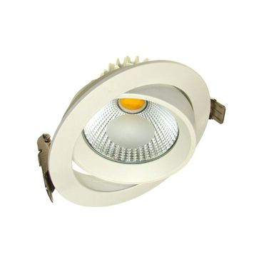 Downlighty regulowane LED COB MARSH 10W-15W