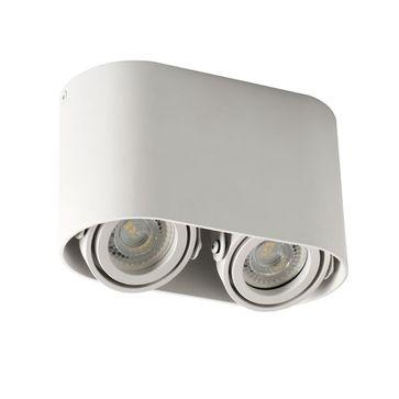 Downlighty LED natynkowe TOLEO okrągłe