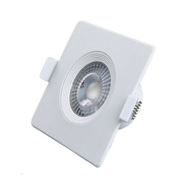 Downlight LED P/T kwadratowy ALIS 6W barwa neutralna