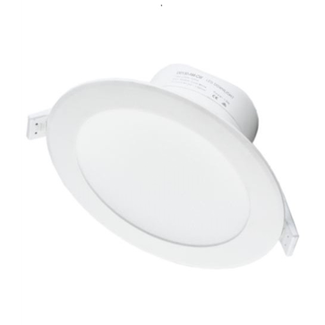 Downlight slim LED 230V 12W - ciepła