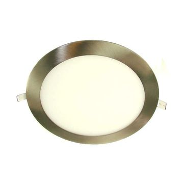 Downlighty LED 6W-18W srebrne