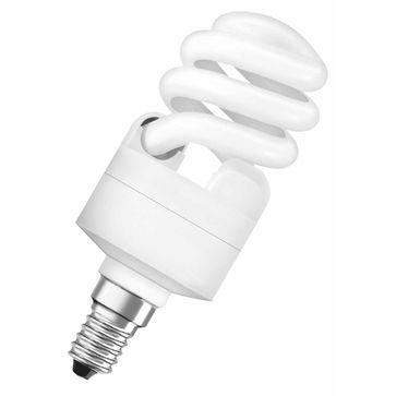 Świetlówki DULUX PRO Minitwist E14 8000H