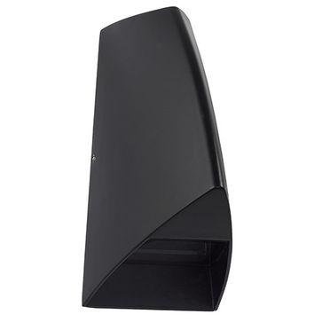 Kinkiet HL242L BLACK 3,5W IP44