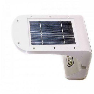 Kinkiet solarny ogrodowy SLC-08