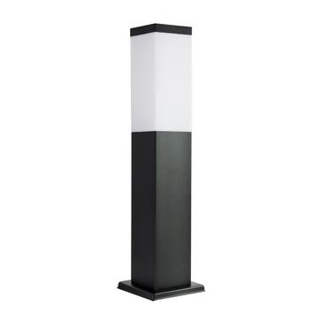 Lampy INOX kwadrat E27