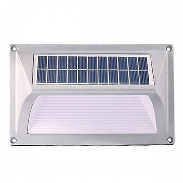 Lampa schodowa solarna SLC-06