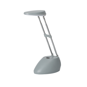 Lampka biurkowa LED NALA szara
