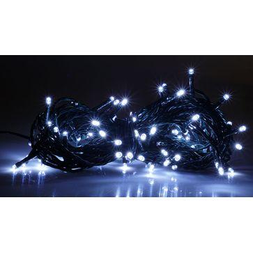 Lampki choinkowe zew. LED100 z programatorem, różne kolory