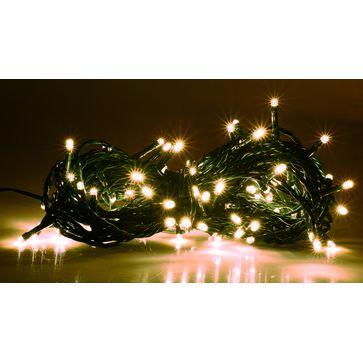 Lampki choinkowe zew. LED200 z programatorem, różne kolory