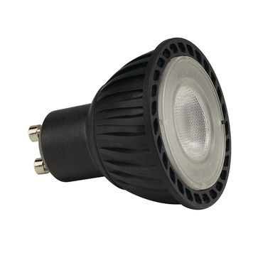 LED GU10 lamp, 4.3W, SMD LED, 3000K, 40°, non-dimmable
