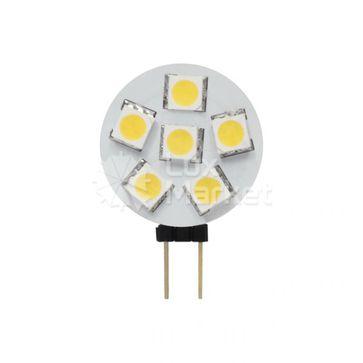 LED6 SMD G4-WW 1,2W