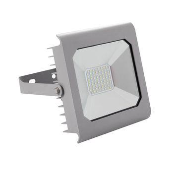 Naświetlacz ANTRA LED 10W - 50W szary