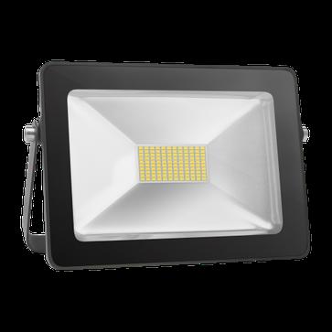 Naświetlacz LED FL SMD 30W czarny - barwa zimna