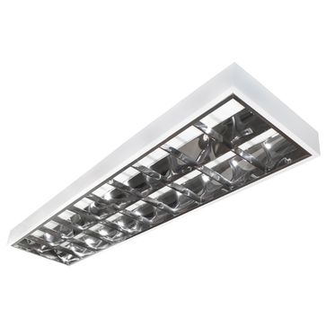 Oprawa 120N do TUBE LED 2x120cm KEFLER