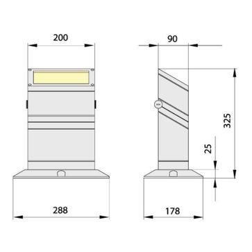Oprawa ARCTO 30X -bez osprzętu