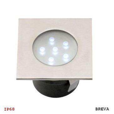 Oprawa basenowa Breva LED 1W IP68 - barwa zimna
