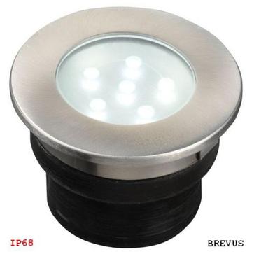 Oprawa basenowa Brevus LED 1W IP68 - barwa zimna