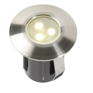 Oprawa najazdowa Birich LED 1W IP44 - barwa ciepła