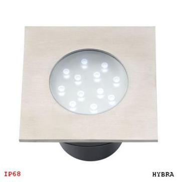 Oprawa basenowa Hybra LED 2W IP68 - barwa zimna