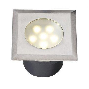 Oprawa basenowa LEDA LED 1W IP68 - barwa ciepła