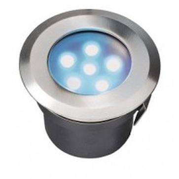 Oprawa basenowa Sirus LED 1W IP68 - barwa niebieska