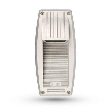 Oprawa do wbudowania IP65 ASCAR 10A - srebrna