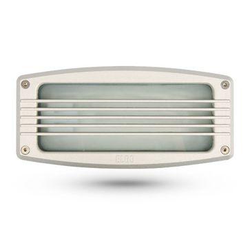 Oprawa do wbudowania IP65 ASCAR 10C - srebrna