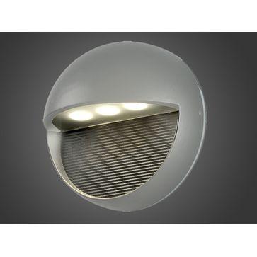 Oprawa LED CIOLLA 3W DW szara