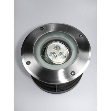 Oprawa dogruntowa JAYARL LED 3W regulowana IP67 - ciepła