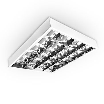 Oprawa rastrowa do tub LED 4x60cm RASTRA 204