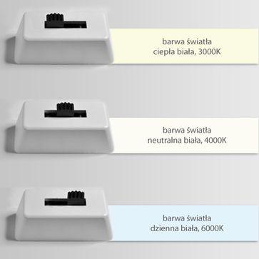 Oprawa szynowa SCENA CTA 35W