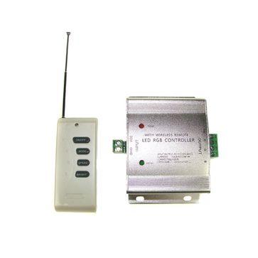 Sterownik LED RGB RF 3x10A
