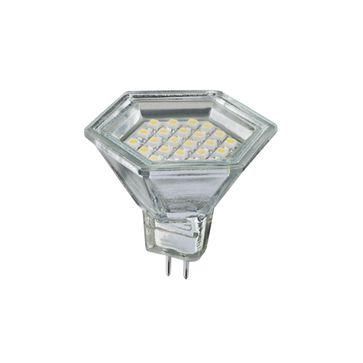 Lampa LED Reflektor Hexa 2W 12V