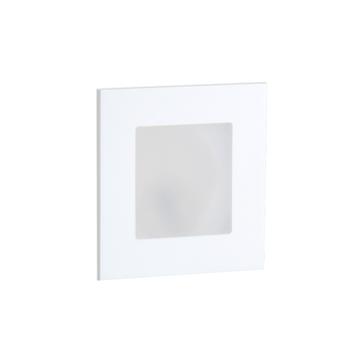 ANGEL LED9 230V biała - światło ciepłe