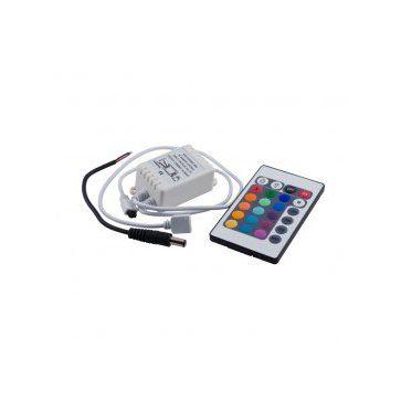 Sterownik LED RGB IR20 na podczerwień 3x2A