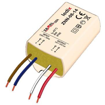 Zasilacze LED ZNN 14V 8W-15W