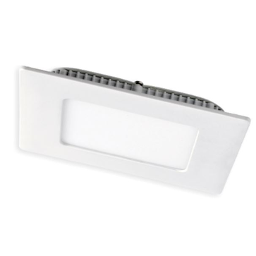 Downlighty kwadratowe LED SLIM 4W-24W