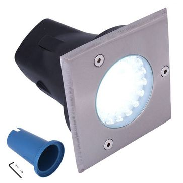 Oprawa dogruntowa LED-52 9W IP65 - zimna