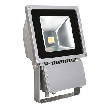 Naświetlacze MONDO LED MCOB 100W NW szary