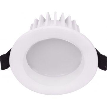 Downlight okrągły LED 230V 13W - barwa ciepła