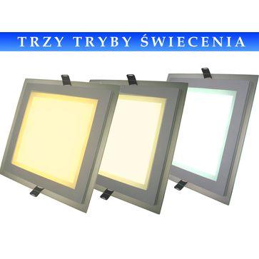 Downlight LED FOWL 6W, 12W, 15W
