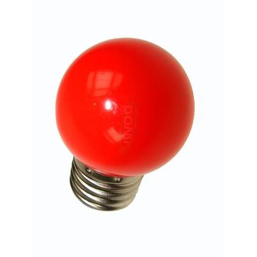 Żarówki kulki LED E27 kolor