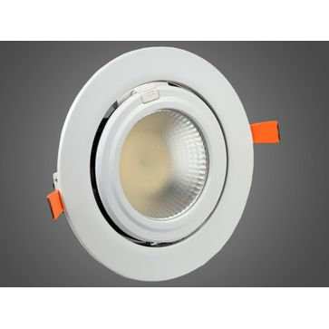 Downlight regulowany LED GIMBAL 38W -barwa neutralna