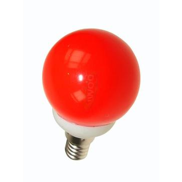 Żarówki kulki LED E14 kolor