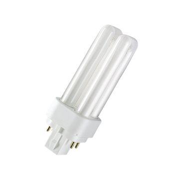 Świetlówka DULUX D/E  26W/830 G24q-3