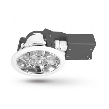 Downlight TURBO 8032F 2x18W