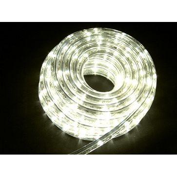 Wąż LED -ciepło biały