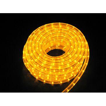 Wąż LED -żółty